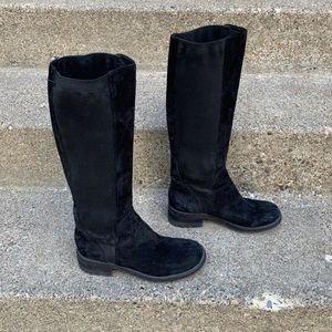 Donald Pliner Leif Black Women's Boots 7